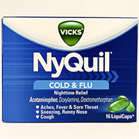 NYQUIL COLD & FLU