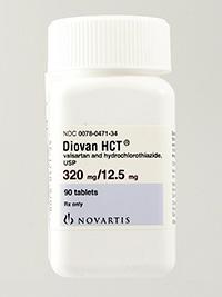 DIOVAN HCT