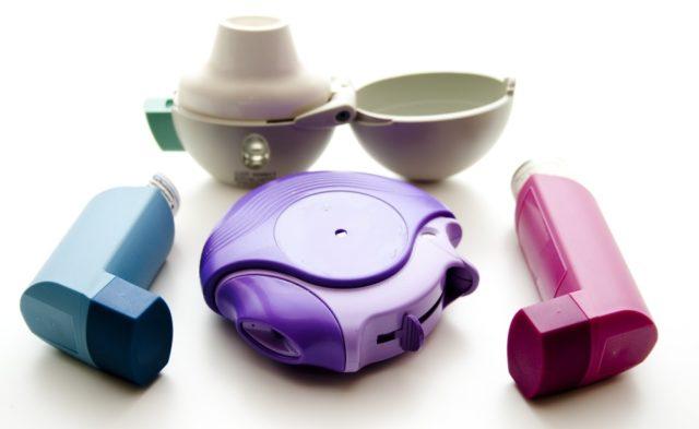 inhalers asthma COPD
