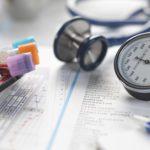 Blood pressure gauge, hypertension