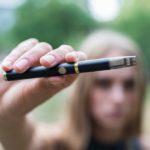 e-cigarette teenager