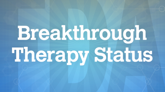 FDA Breakthrough Therapy Status logo