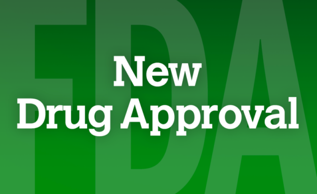 FDA new drug approval