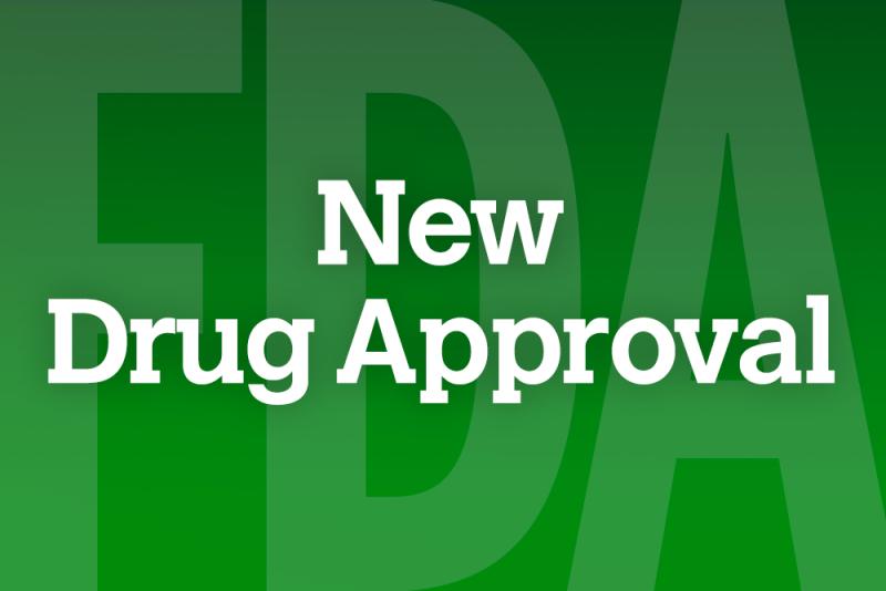 FDA new drug approval