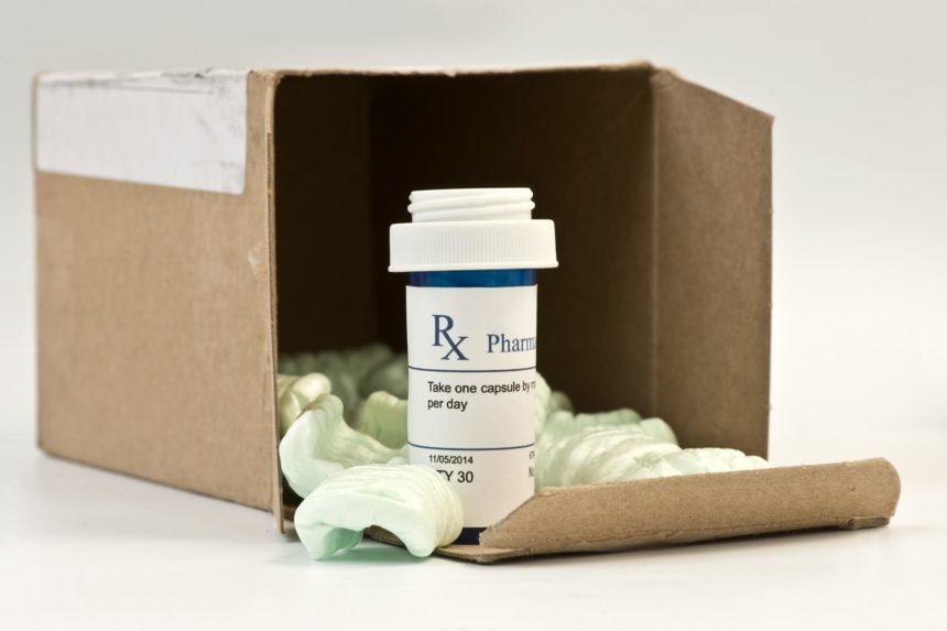 Mail order prescription