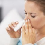 Nasal spray for allergies