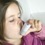 pediatric antibiotic use in the first 3 years of life associated with asthma.