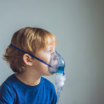 pediatric asthma with nebulizer
