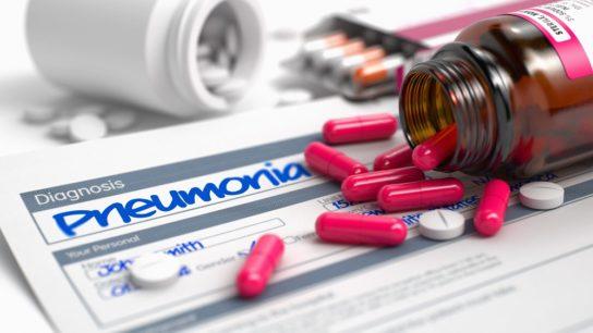 pneumonia diagnosis