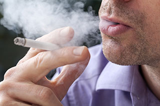 A majority of Americans would like to see the legal smoking age increased.