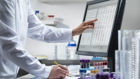 scientist computer, research
