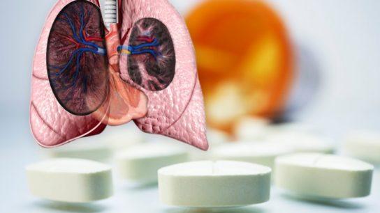 Lungs Prescription Bottle Pills 683740159