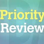 FDA priority review logo