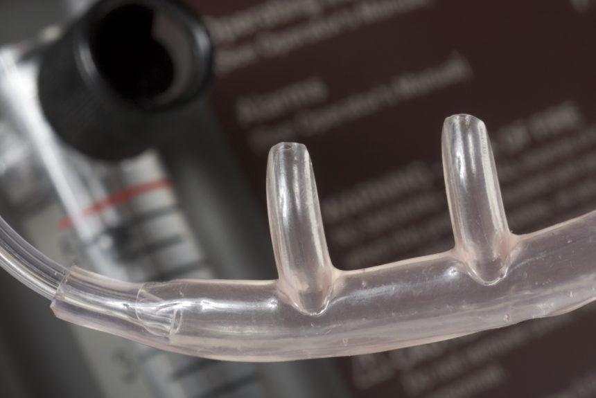 Nasal cannula, oxygen therapy