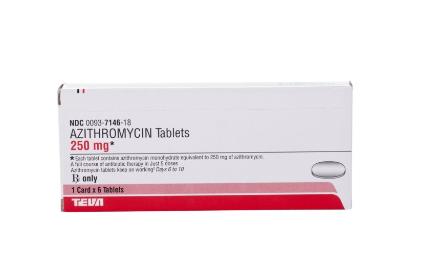 azithromycin prescription medicine