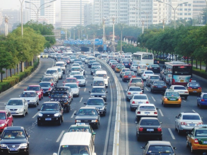 Traffic Related Air Pollution Linked To >> Pulmonary Arterial Hypertension Exacerbated By Traffic Related Air