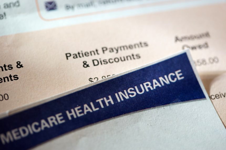 hospital bill, medical insurance, medicare
