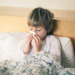 upper respiratory tract infection in child