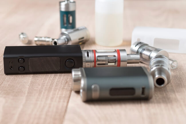 Many recent vaping injuries have been linked to e-cigarette use of THC oils or other cannabis oil products, raising new concerns about patients with cancer who use the devices for medical marijuana.