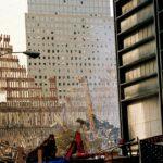 Steel Skeleton of World Trade Center Tower