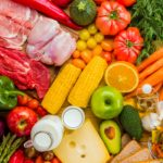 nutritional foods from food pyramid