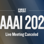 AAAAI live meeting canceled