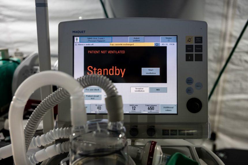 Mechanical Ventilator Tubes
